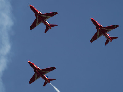 Red Arrows 24/01/2014