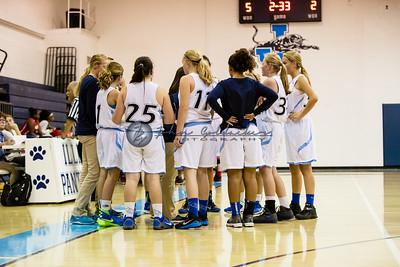 IMS Girls Basketball 2015-16