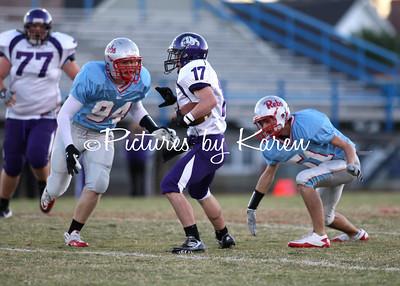 Southside Rebels Junior Varsity vs Fayetteville
