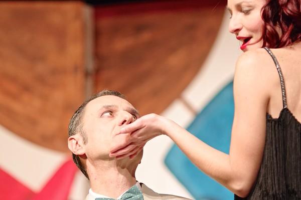 Oh strega dai capelli rossicci - O Russet Witch! - Compagnia Oneiron - regia di Antonella Paglietti su adattamento di Mauro Comba