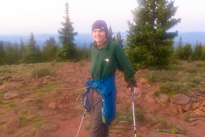 2015-07-04 Day 7 Trail Day 5