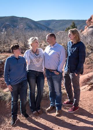 Matt Downs Family