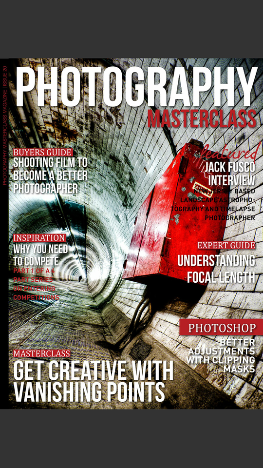 Photography Masterclass Magazine - Featured Photographer / Interview