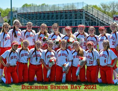 Senior Day Dickinson College 2021
