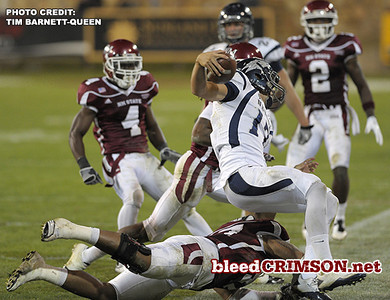 New Mexico State vs. Nevada :: 10/29/2012
