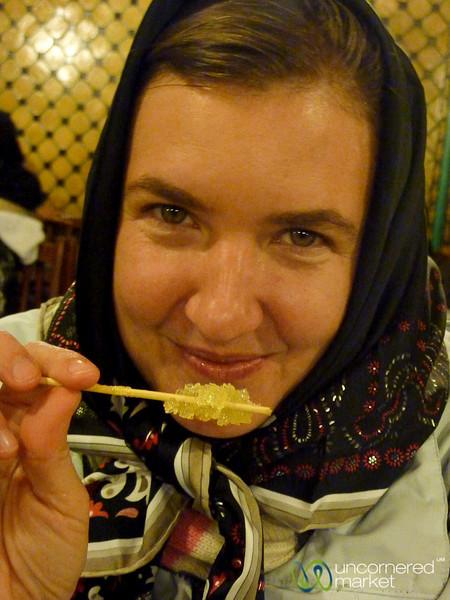 Audrey has a Sweet Tooth - Tehran, Iran