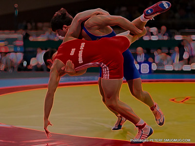 Junior European FreeStyle Wrestling Championships Katowice june 2014