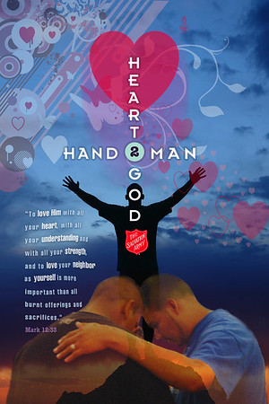 Heart to God, Hand to Man
