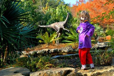 Savannah @ Zilker Botancial Gardens