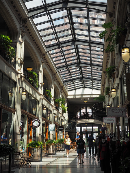Grove Arcade in Asheville