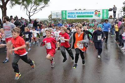 Kids Marathon Mile 2013
