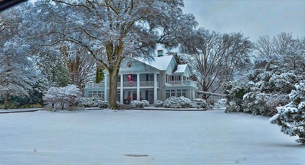 Snowy Charlotte - December 2010