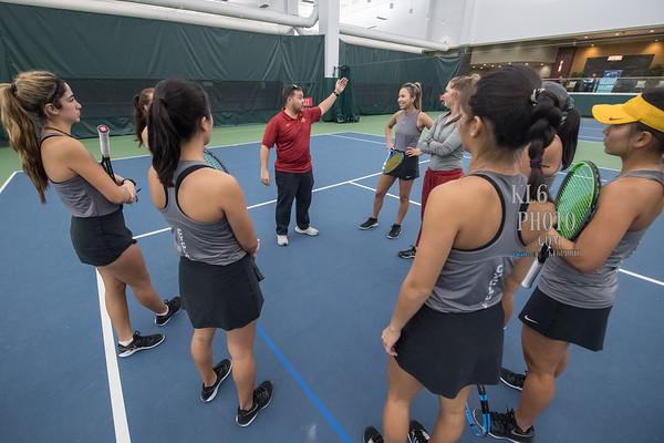 ISU Tennis 01/24/20