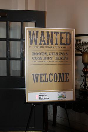 Boots, Chaps & Cowboy Hats