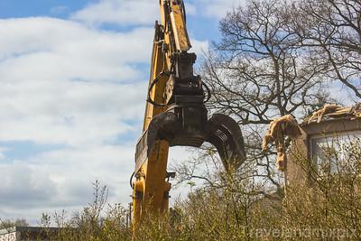 Demolition, Elm Drive Johnstone
