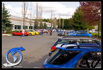 World One and Pacific Import Auto BBQ, 4-15-07