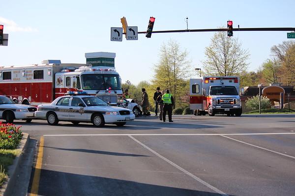 04/17/2011 - MVA Crain Hwy & Smallwood Drive