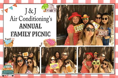 J & J Air Conditioning's Annual Family Picnic 2019