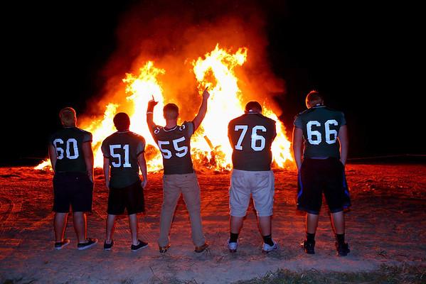 Eagle Bonfire 2012