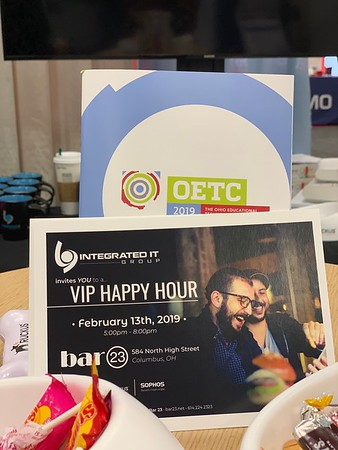 OETC February 12-14, 2019