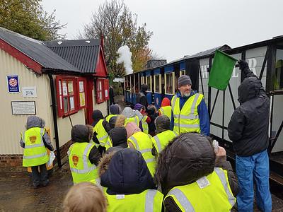 Anfield school visit 2019