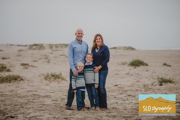 Zwarg Family Photos ~ Pismo Beach, CA