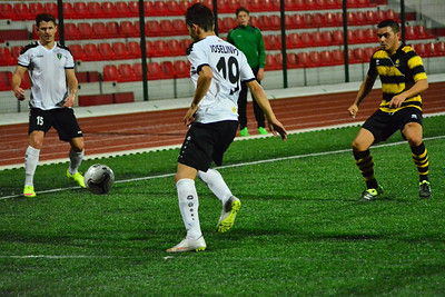 Football - First Division - Europa FC 2-1 Lynx FC