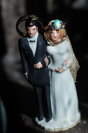 Tony and Emily's wedding