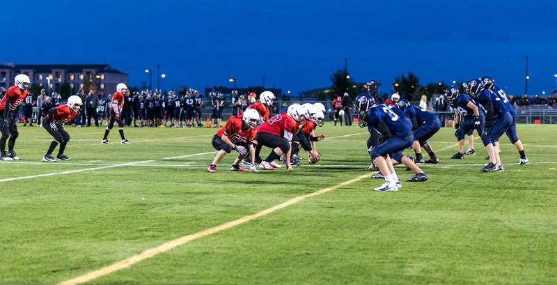 NBCHS vs. Arns Falcons
