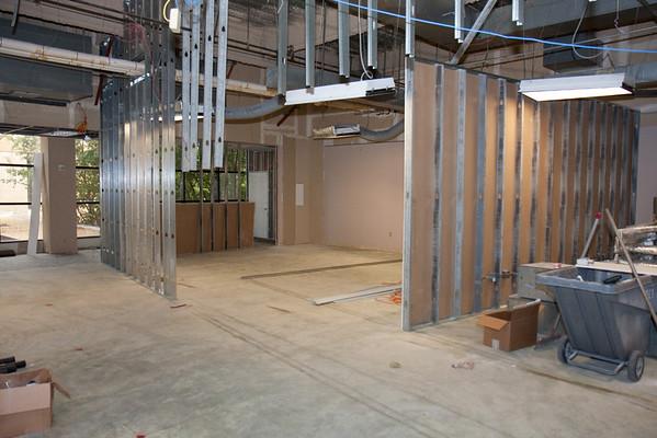 Renovation - Demolition Phase