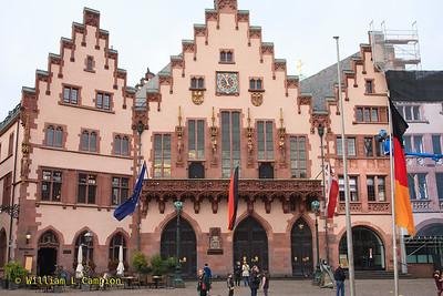 Frankfurt Germany, October 5, 2008