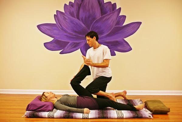 Thai Yoga Training with Michael Sitzer