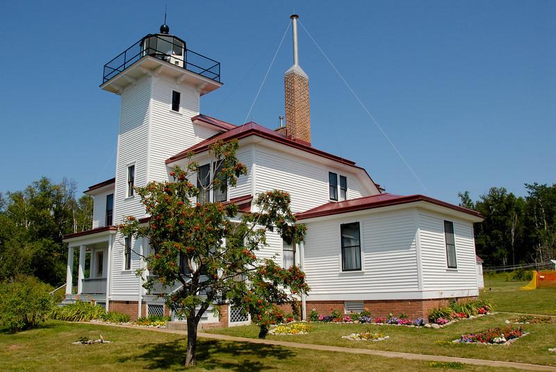 Rasberry Island Light