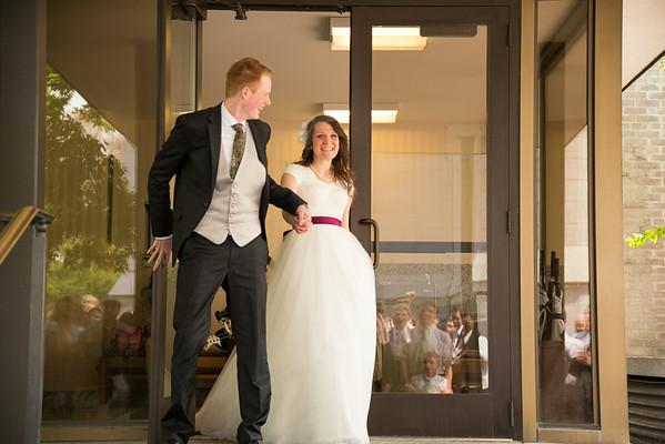 Salt Lake City - Candid and Group wedding photos