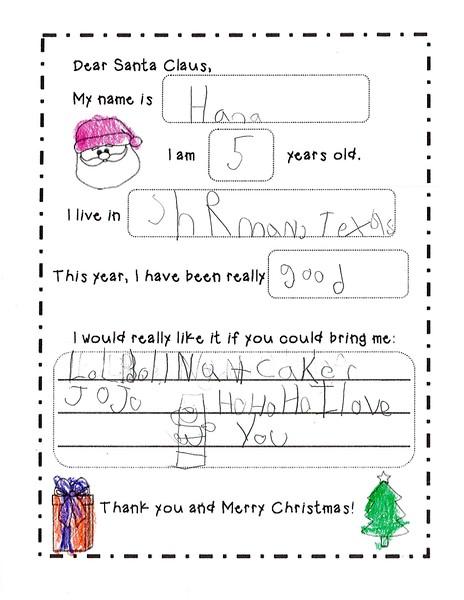 2018 Kindergarten - Mrs. RIchardson Letters to Santa (8).jpg