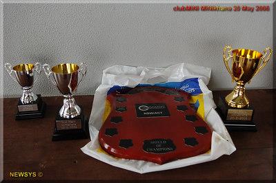 clubMINI MINIkhana 20 May 2006