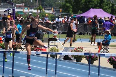 Girls EE 400m Hurdles