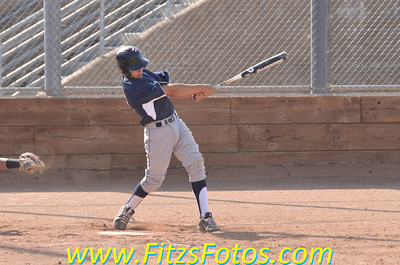 Freshman Baseball vs. Mesa