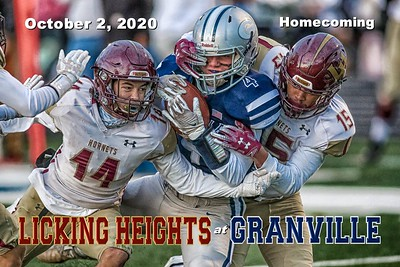 2020 Licking Heights at Granville (10-02-20)