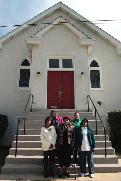 Zion AUMP Church celebrates 140 years