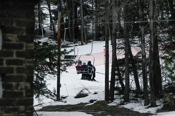Wooster Ski Retreat 2017