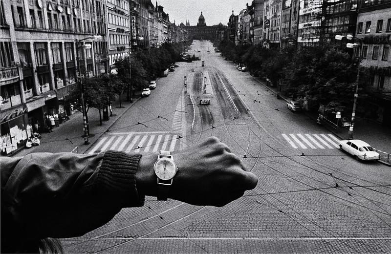 Famous Street Photographers - Josef Koudelka (1938- )