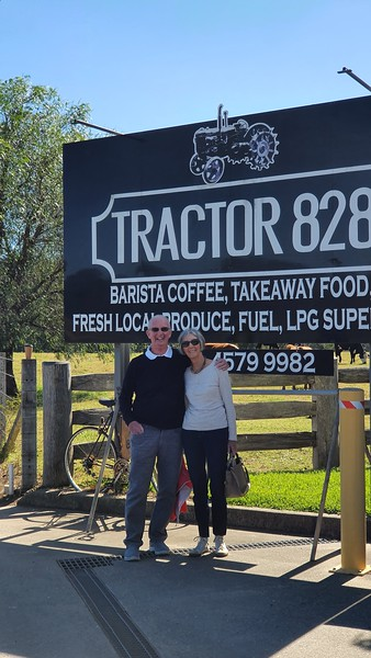 Wed Run to Tractor 828