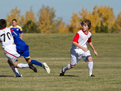 2013 Fall vs. Rapids and Storm Blue