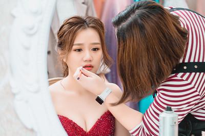 Chin ♥ Min│彭園會館 - 新板館
