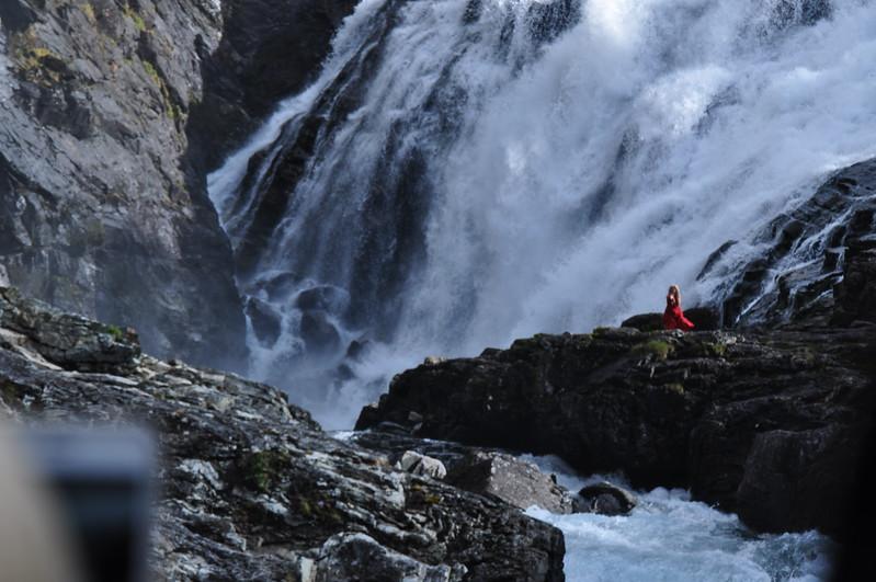 Spirit at waterfall.JPG