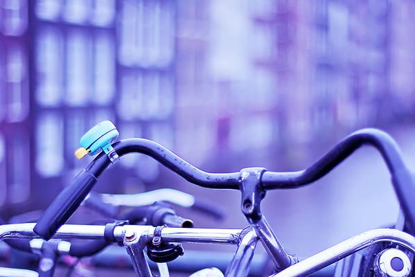 street and bikes