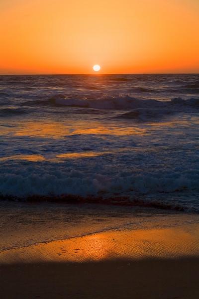 Last Night in Monterey - Sunset