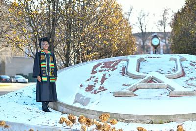 Halena King Graduation