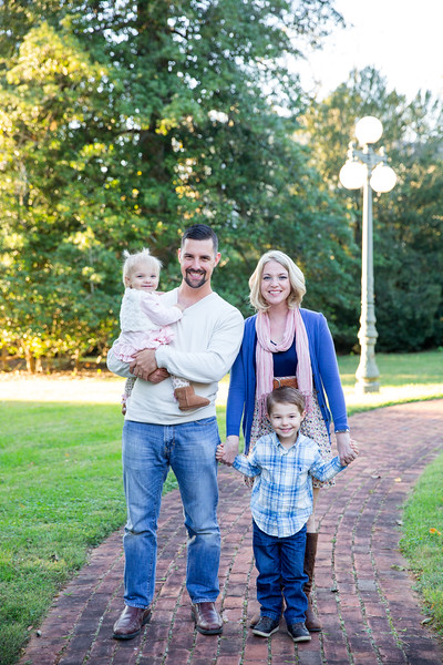 The Kastroll Family Fall Photos